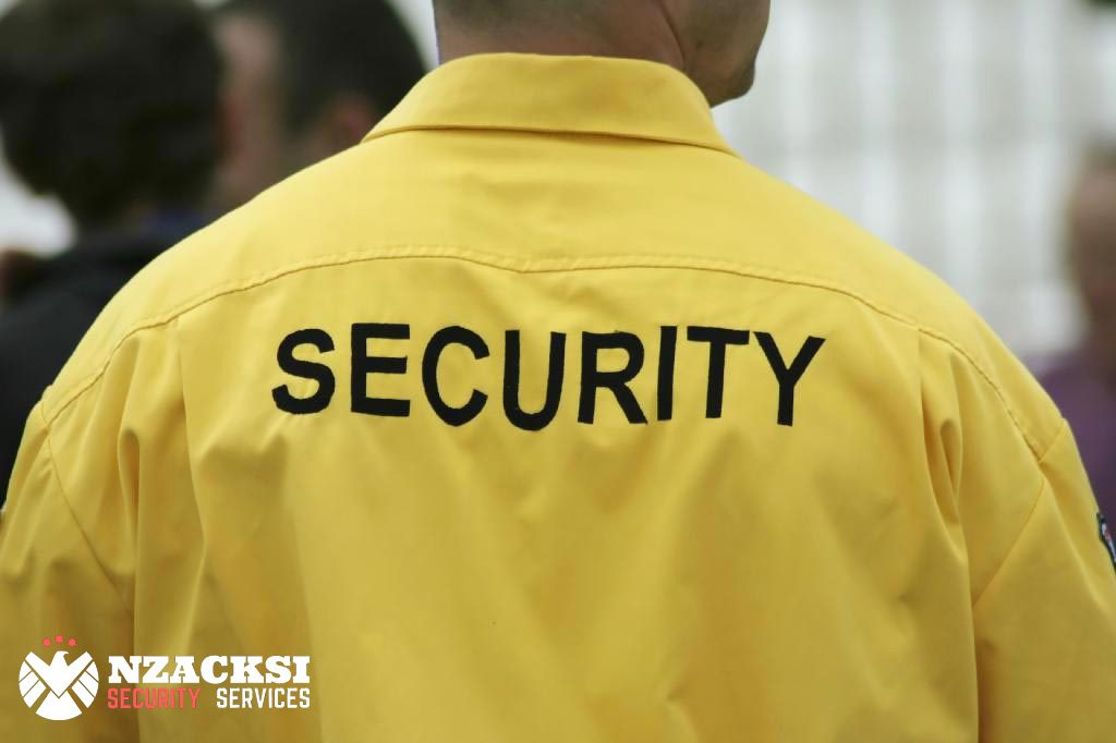 Advantages of Having a Security Guard Security Solutions Cape Town