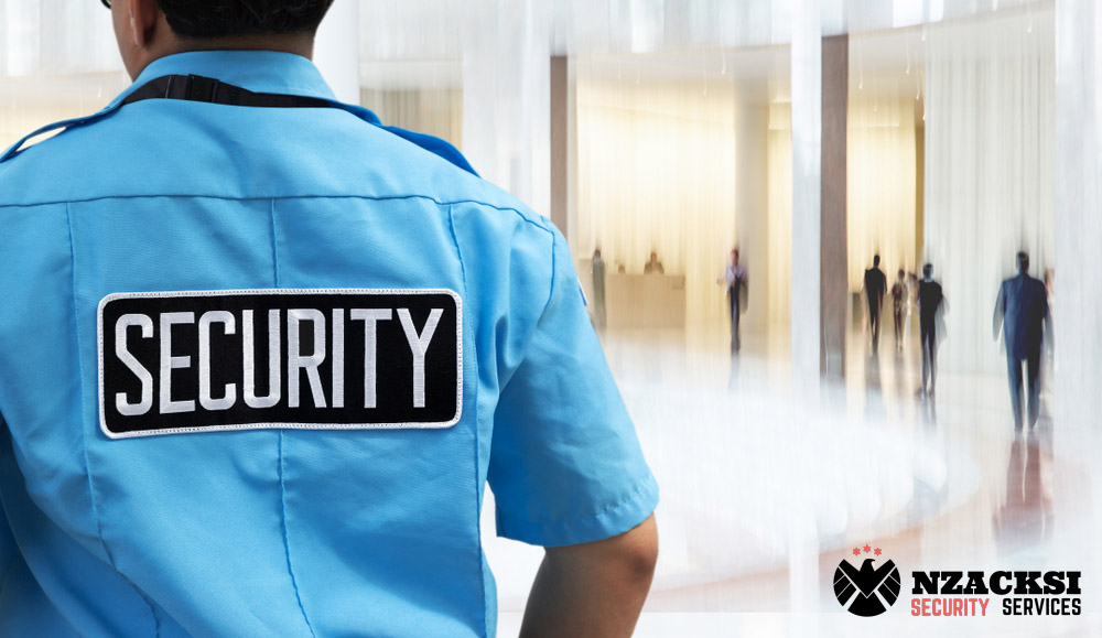 Hiring a Security Guard for Events Security Guard Service Cape Town