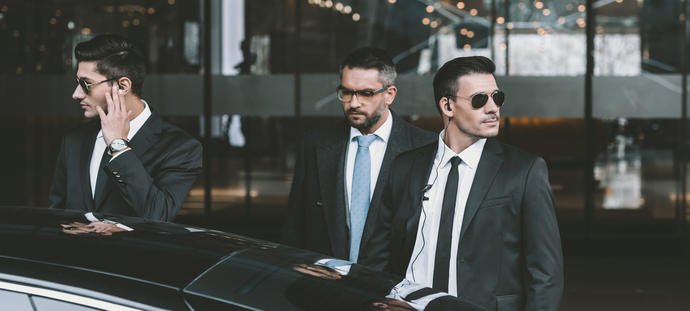 Advantages of An Executive Protection Strategy - Body Guards Cape Town