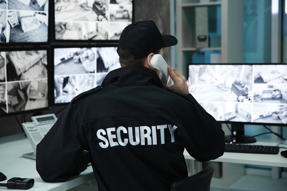 CCTV can keep your Business Safe - Control Room Monitoring Cape Town