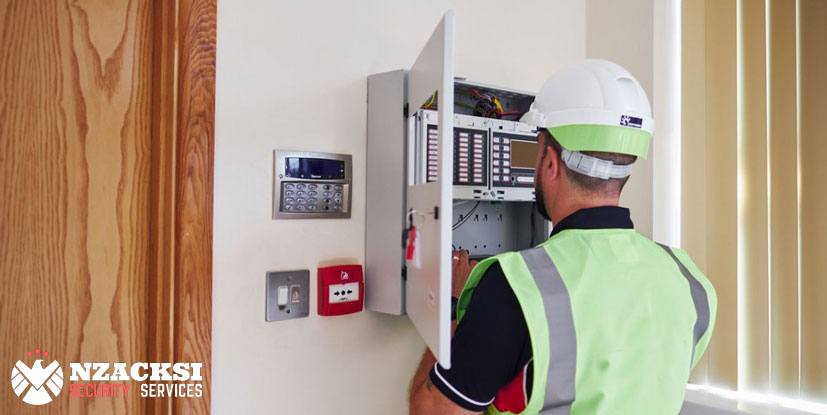 Security System Maintenance Security Solutions Cape Town – Nzacksi Security Solutions Cape Town