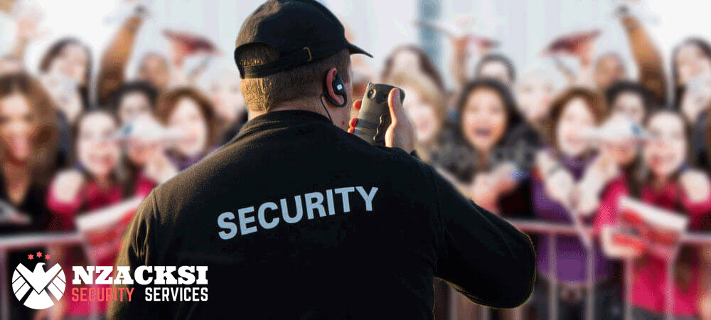 Benefits of Hiring Security for an Event - Events Security Cape Town