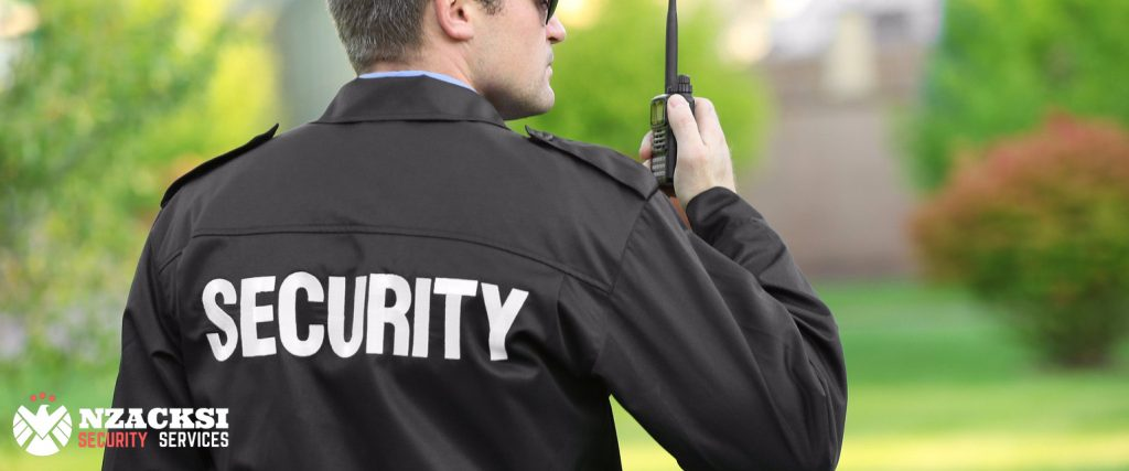 Benefits of Security Staff in 2019 - Security Guard Service Cape Town