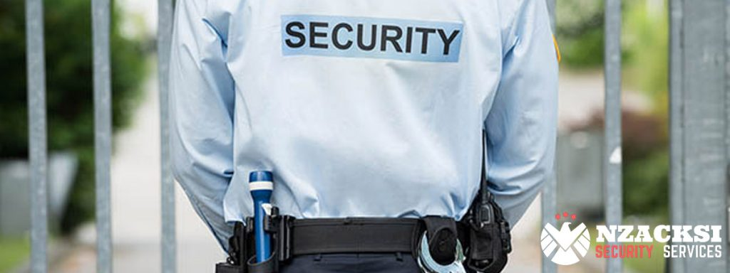 Qualities of a Private Security Company - Security Companies Cape Town