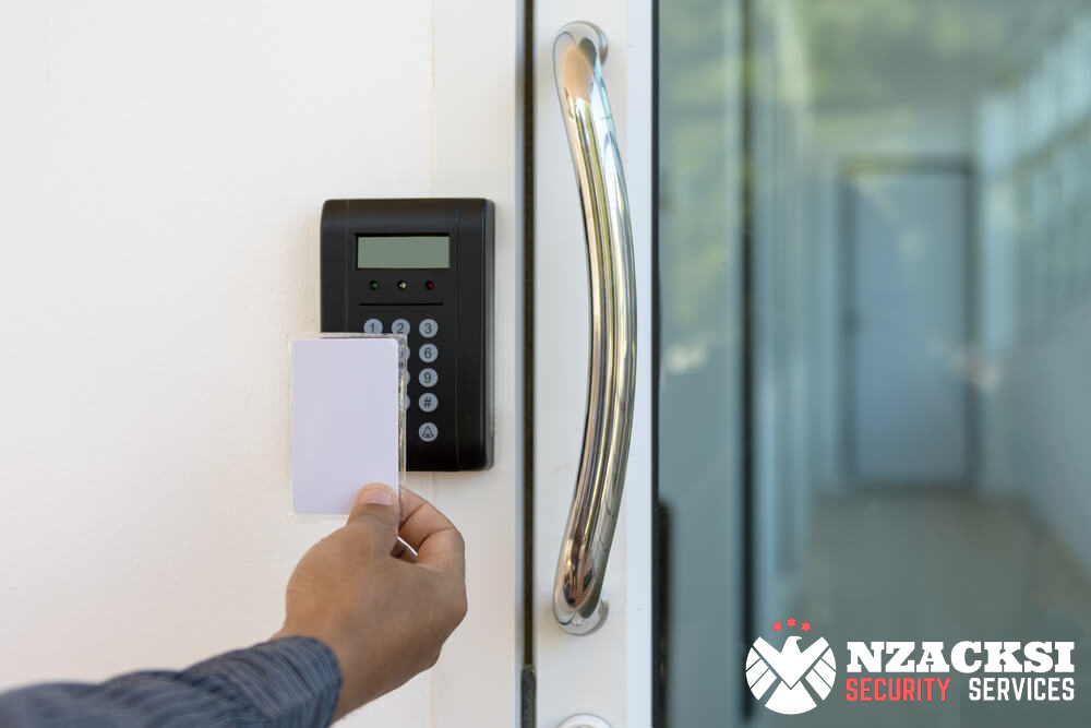 Benefits of Access Control in offices - Control Room Monitoring Cape Town