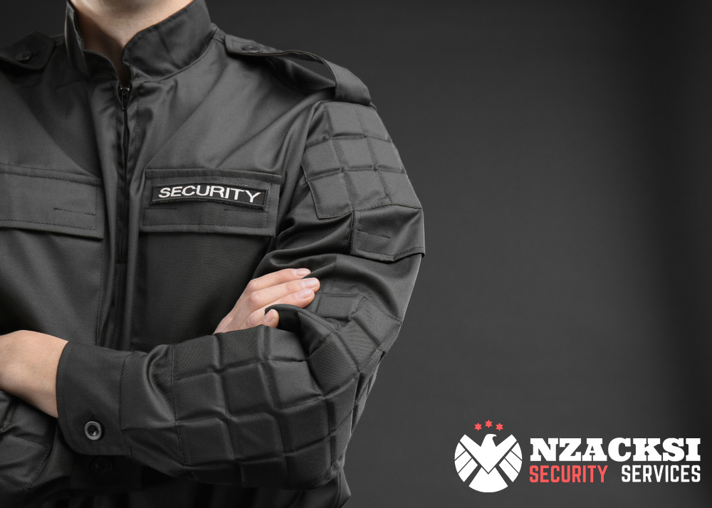 Benefits of a Security Guard - Security Solutions Cape Town – Nzacksi