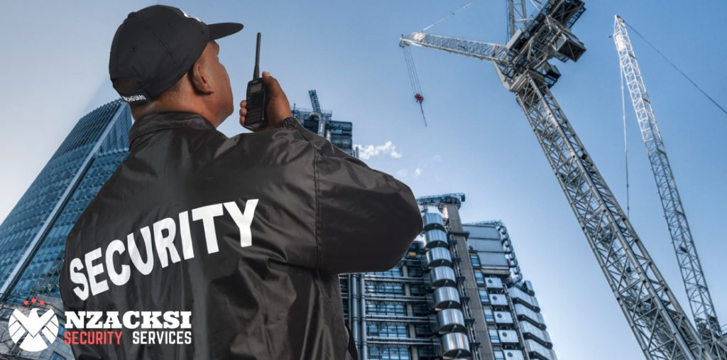 How To Secure Your Construction Site - Security Solutions Cape Town