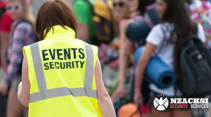 Improve Your Outdoor Event's Security - Events Security Cape Town