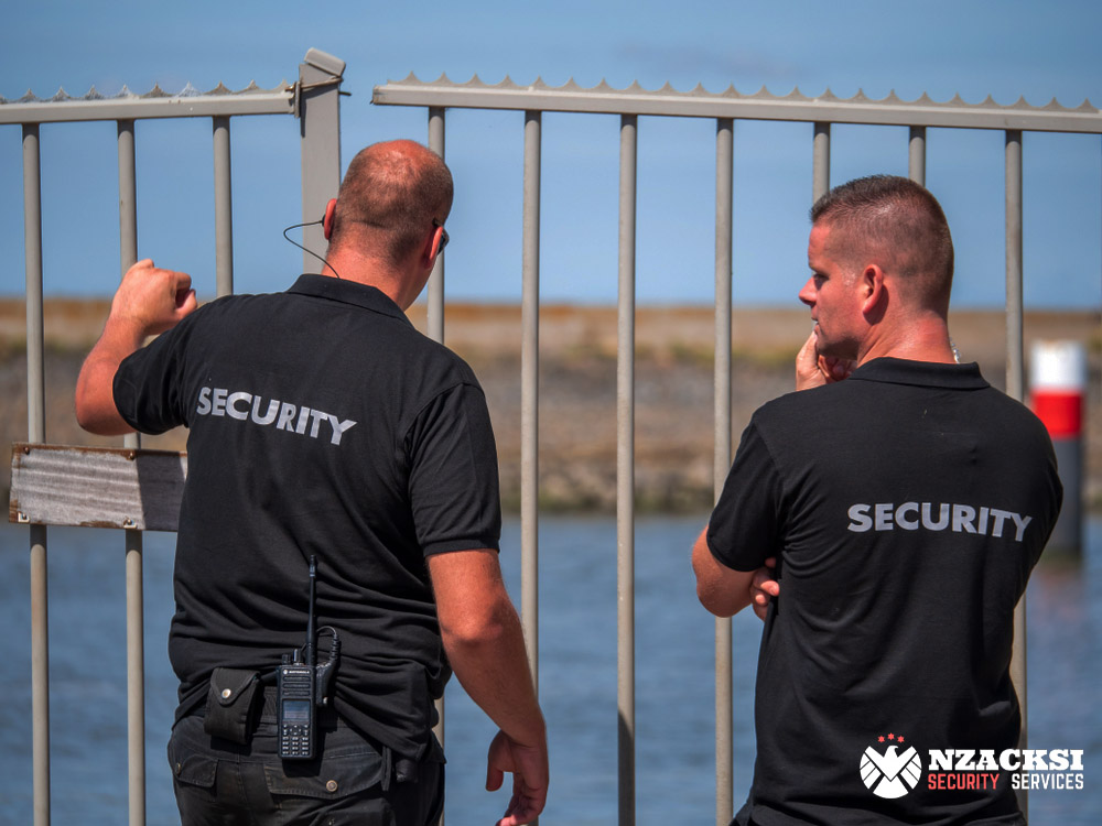 Qualities Of Effective Security Guard - Security Guard Service Cape Town