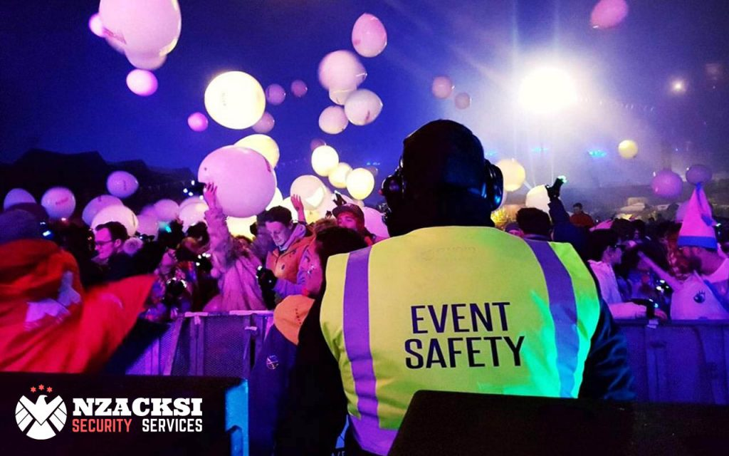 Tips to Keep Your Attendees Safe - Events Security Cape Town