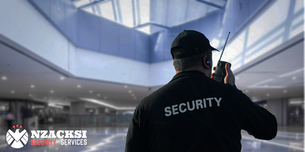 Commercial Security Guards - Commercial Security Cape Town - Nzacksi