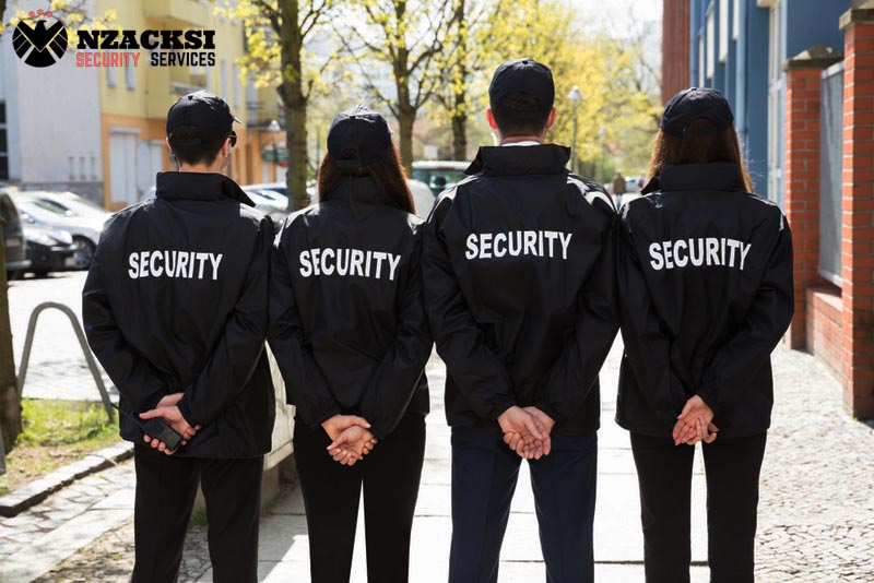 How many security officers do you need - Security Services Cape Town