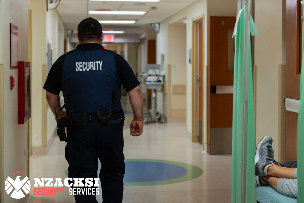 Benefits of Security Guards in Hospitals - Security Services Cape Town