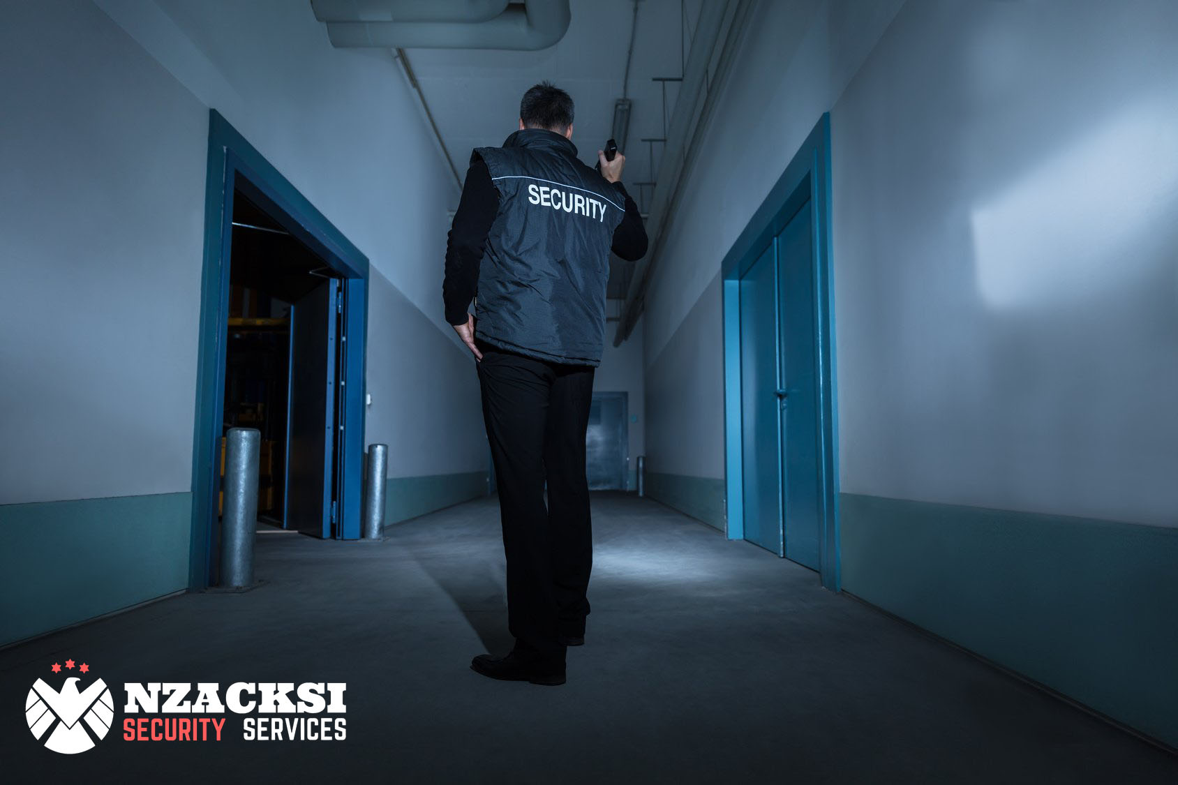 Benefits of hiring Patrol Security Services - Security Guard Service Cape