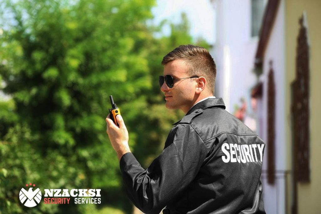 Choosing a Private Security Company in 2020 - Body Guards Cape Town
