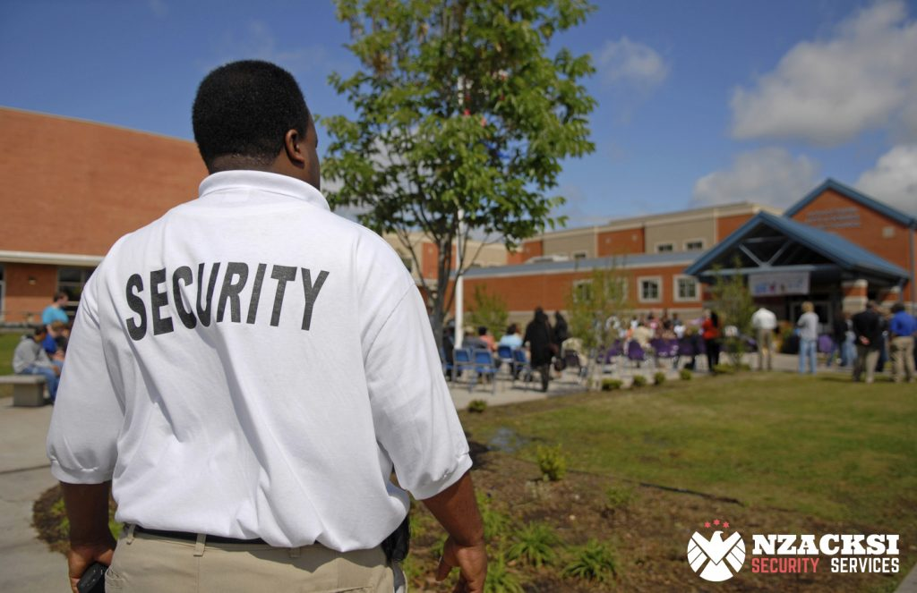 Why School Security is Necessary - Security Services Cape Town