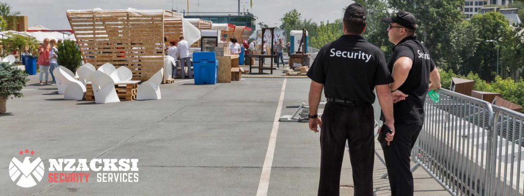 Why hire Security guard services for an event - Events Security Cape Town