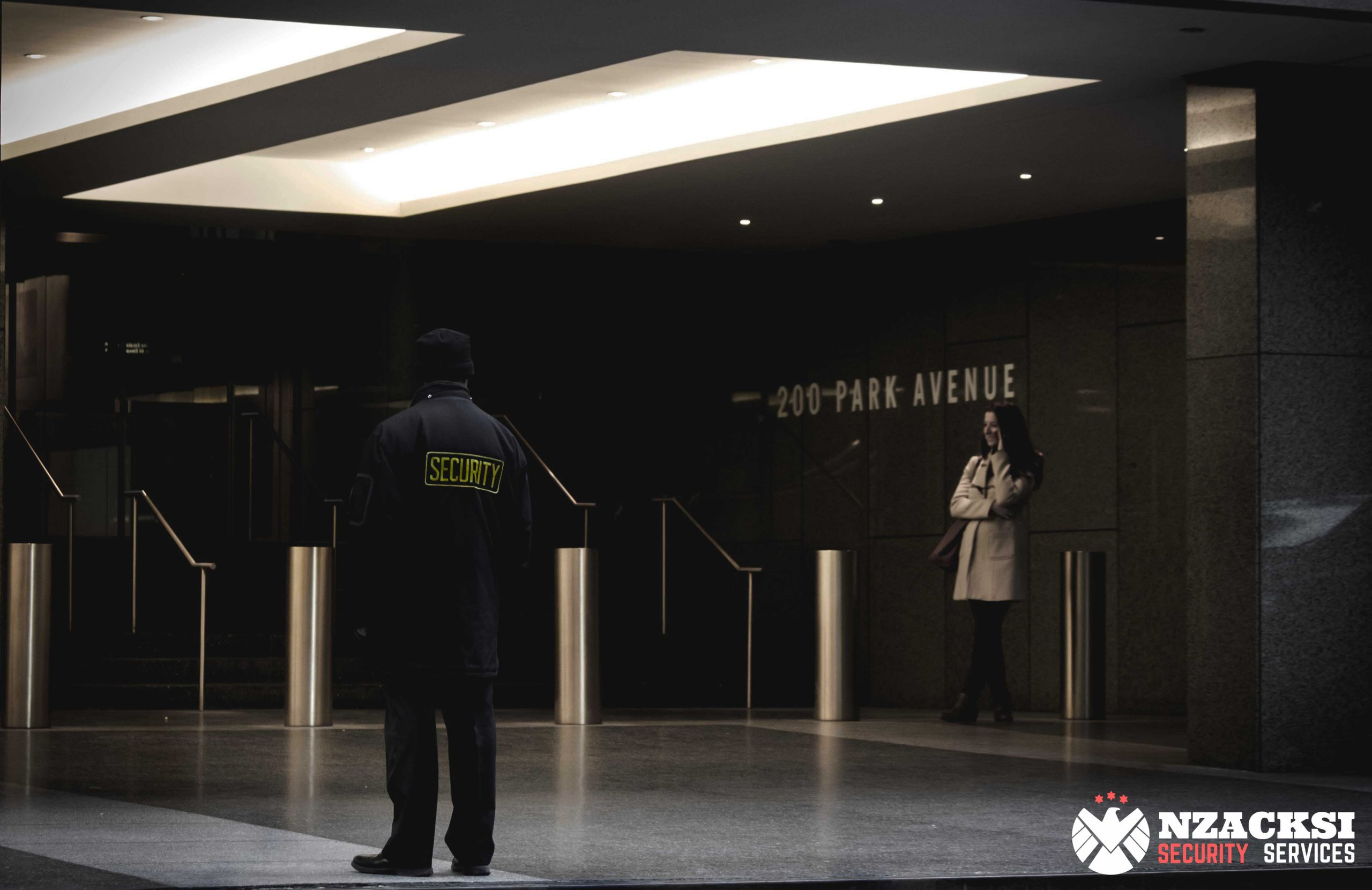 Signs your Office needs a Security guard - Security Companies Cape Town